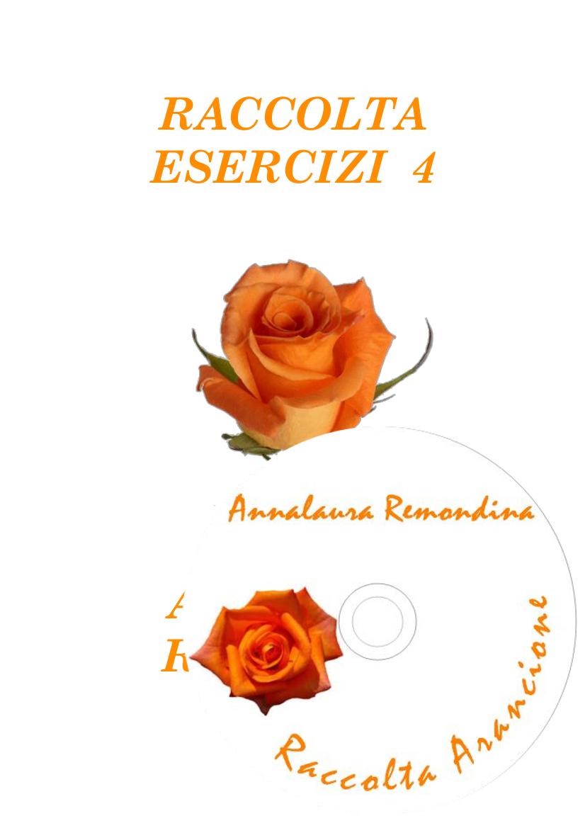 Raccolta Esercizi VI